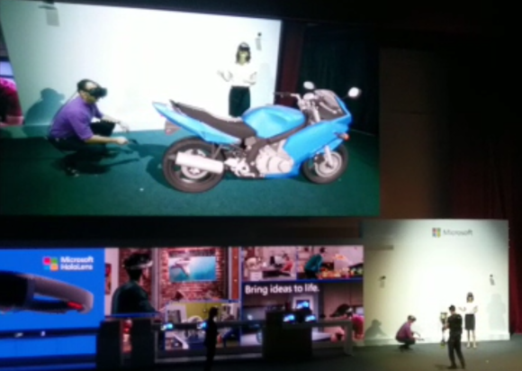 hololens working with oculus rift