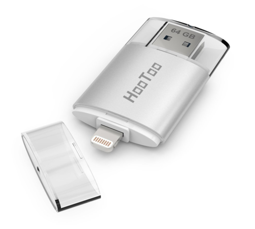 hootoo iphone 64gb usb 3.0 flash drive