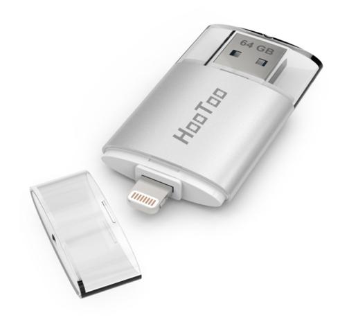 hootoo iphone 64gb usb 3.0 flash drive