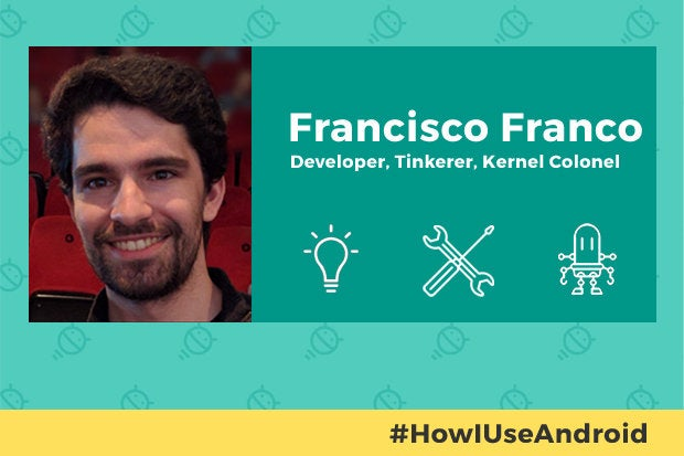 How I Use Android: Francisco Franco