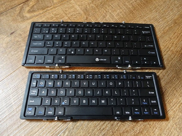 iClever Keyboard - Comparison View