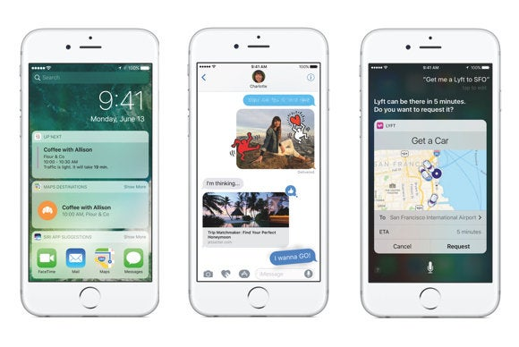 ios 10 best features