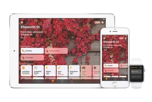 ios 10 home app homekit