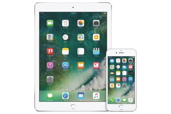 ios 10 native apps mobile ipad iphone