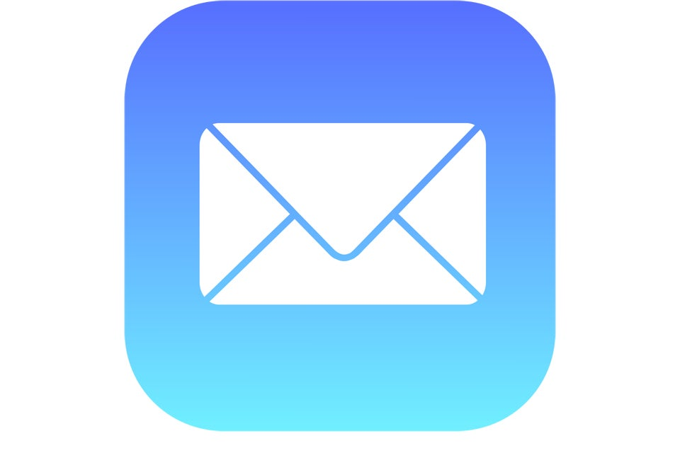 apple mail ios