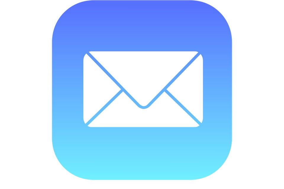 apple mail ios