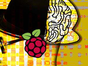 iot connected raspberry pi intro