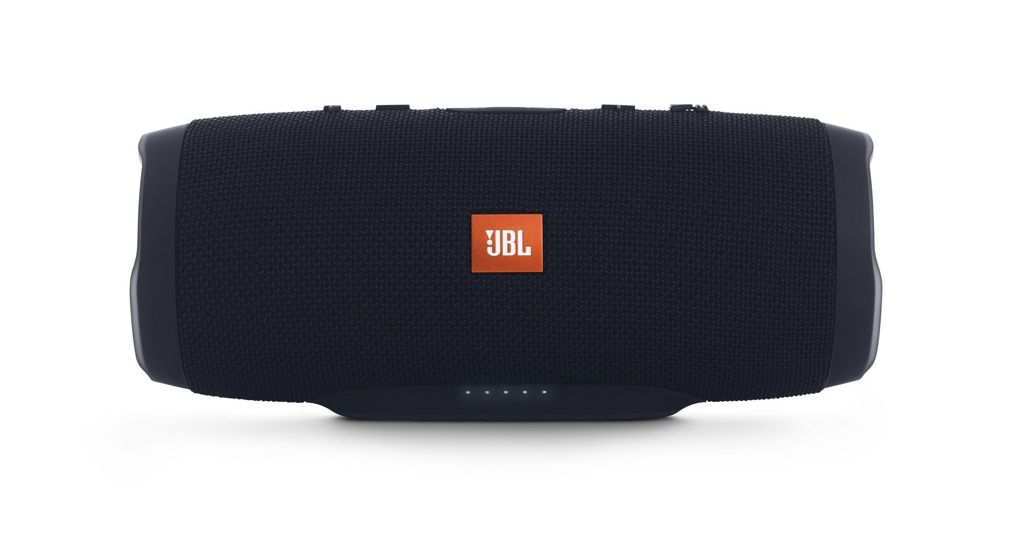 jbl speakerss. jbl charge3 black front x2 speakerss
