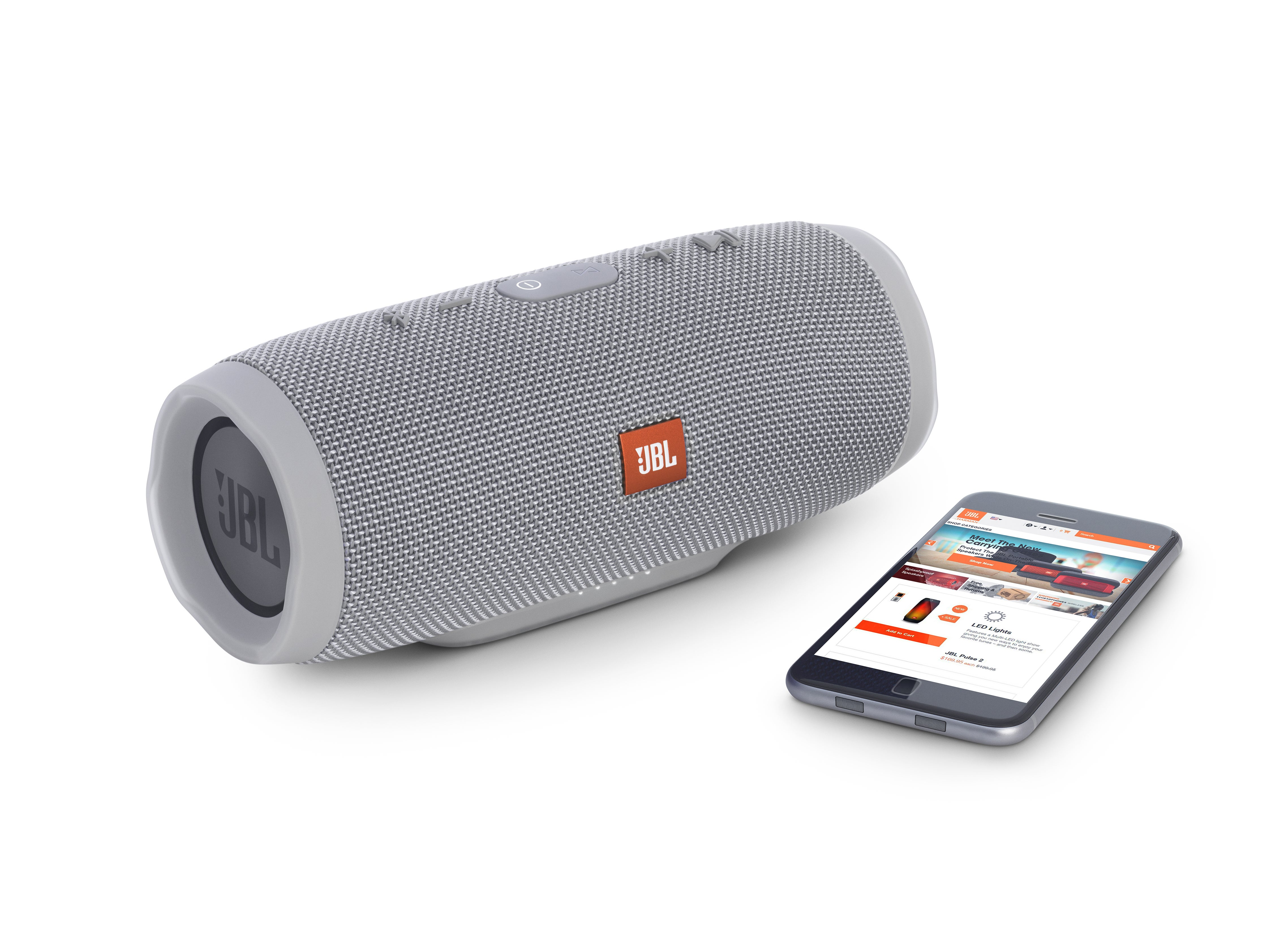 JBL's Charge 3 Bluetooth Speaker review: Play all day, play