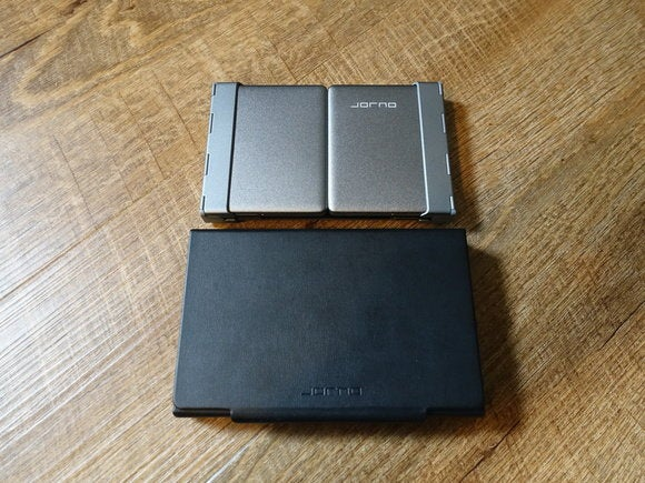 Jorno keyboard - folded with case