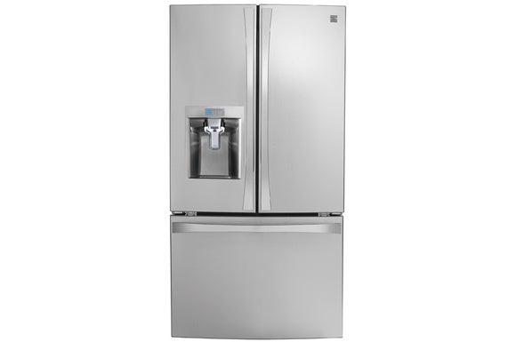 Kenmore Elite 24 cu ft connected refrigerator