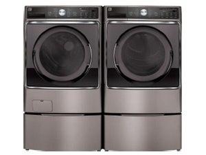 Kenmore Elite smart washer dryer