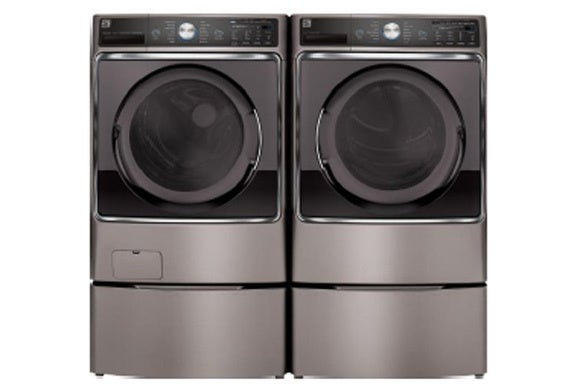 Kenmore Elite smart washer dryer