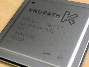 knupath knuedge neural computing processor chip