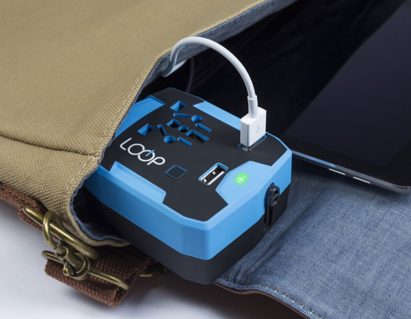 loop travel adapter
