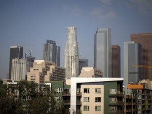 los angeles skyline apartments