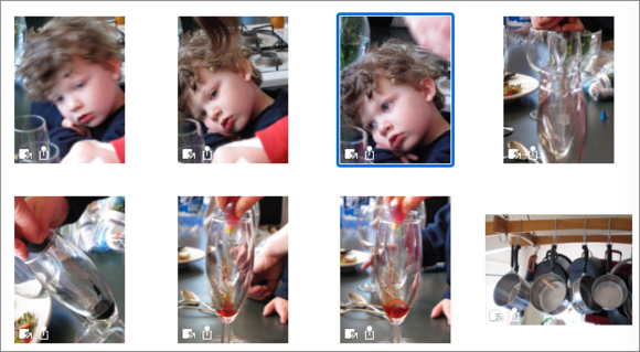 mac911 referenced photos with icon