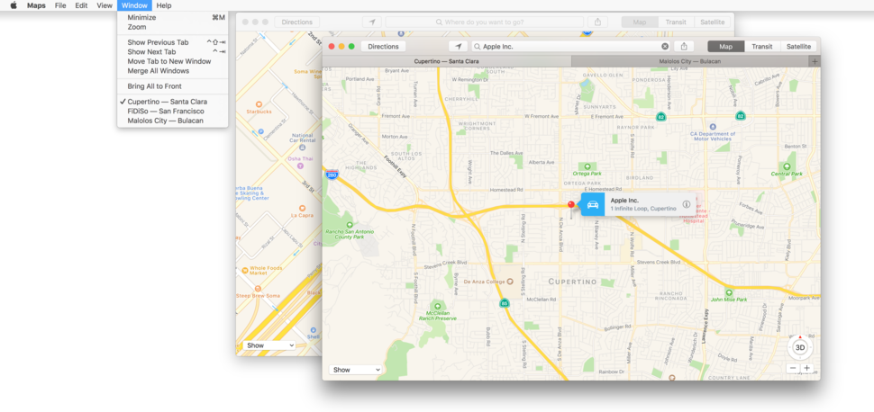 How to use the Tabs feature in macOS Sierra | Macworld Map Mac on pal map, ddos map, lcd map, ntsc map, nfa map, con map, concealer map, glonass map, ata map, rocket city map, watson's map, march map, tip map, access point map, fal map, ess map, digital mind map, lab map, indicator scale on map, ink drawing map,
