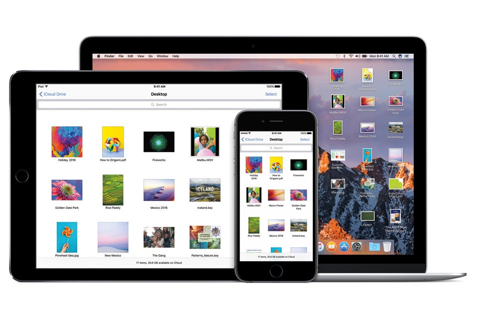 How To Use Icloud Drives New Desktop And Documents Access In Macos