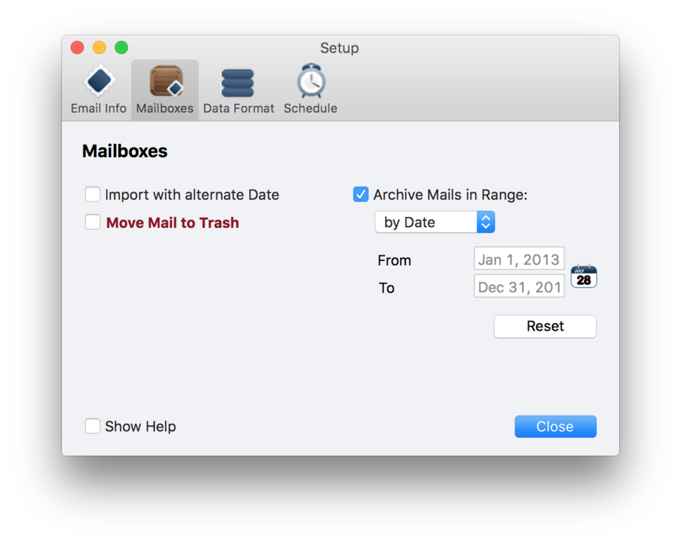 Mail Archiver X 4 review: Versatile Mac email utility is poky but