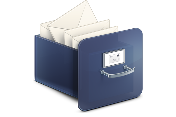 mail archiver x mail icon