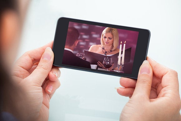 mobile video thinkstock