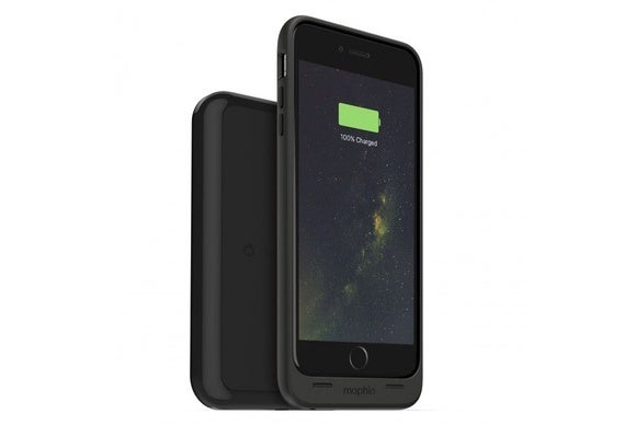 mophie juicepackwireless iphone