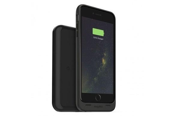 mophie juicepackwireless iphone