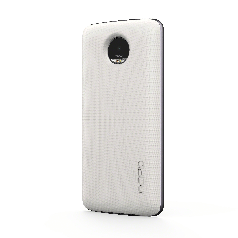 moto z phone white. The Incipio OffGrid Power Pack In White. Moto Z Phone White .