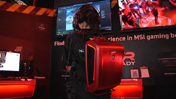 msi backpack pc
