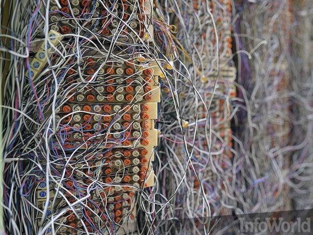 Teasing apart a network tangle