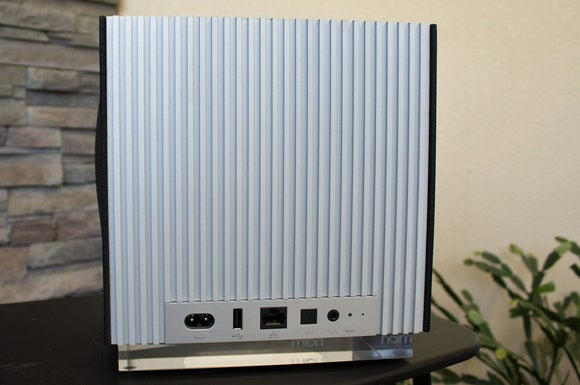 Naim Mu-so Qb rear heatsink