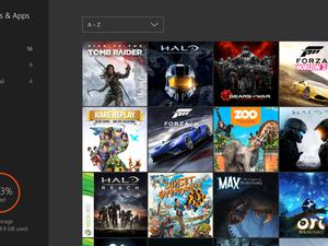 Xbox One new game collection