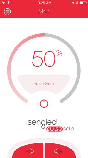 Sengled Pulse Solo app