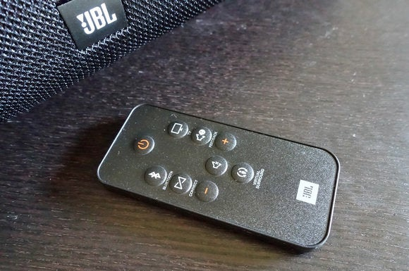 JBL Boost TV remote