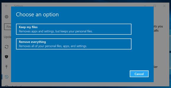 Windows 10's