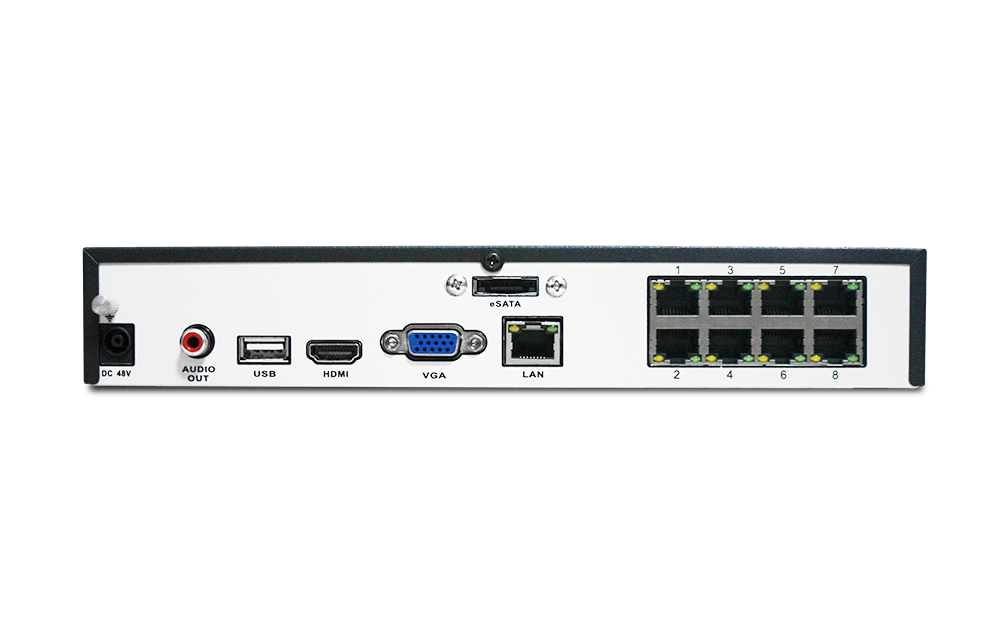 Reolink RLN8-410 8-Channel PoE NVR review: Corral multiple