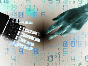 robot versus human