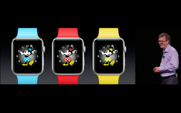 Apple Watch Minnie Mouse