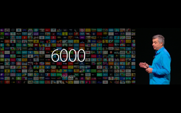Apple TV apps WWDC