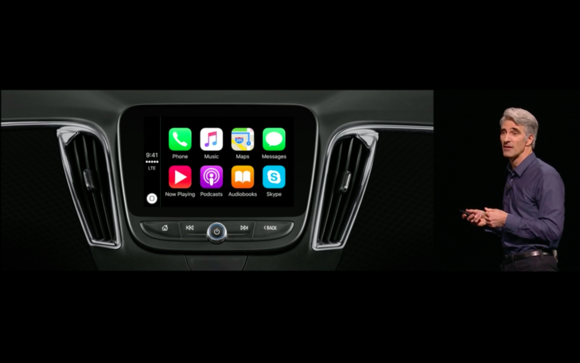 carplay wwdc2016