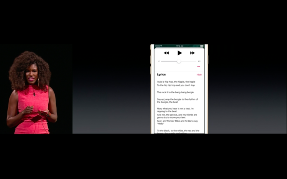 apple music lyrics wwdc2016