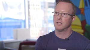 Simon Mulcahy, Interim CMO, Salesforce