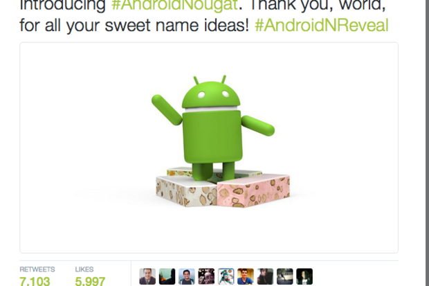 Android N is not 3 Musketeers nor Snickers: Just plain Nougat