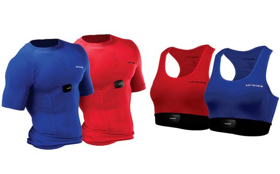sensoria workout apparel