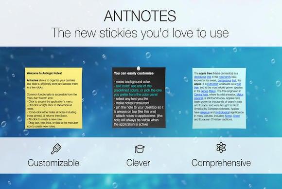 simplyantnotes