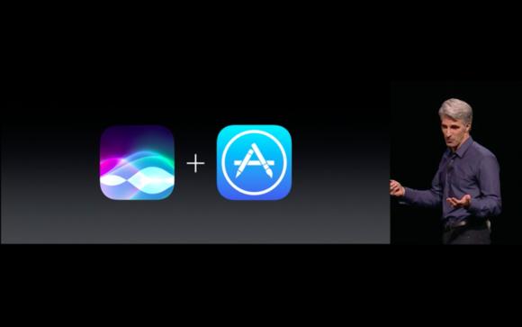 siri sdk apps