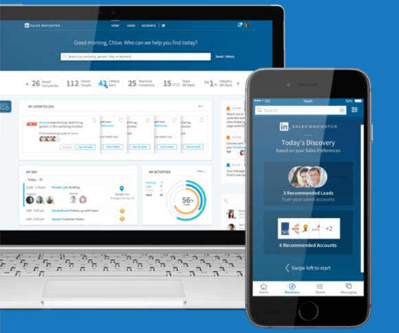 Microsoft LinkedIn acquisition sales navigator