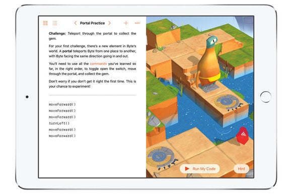 swift playgrounds 01