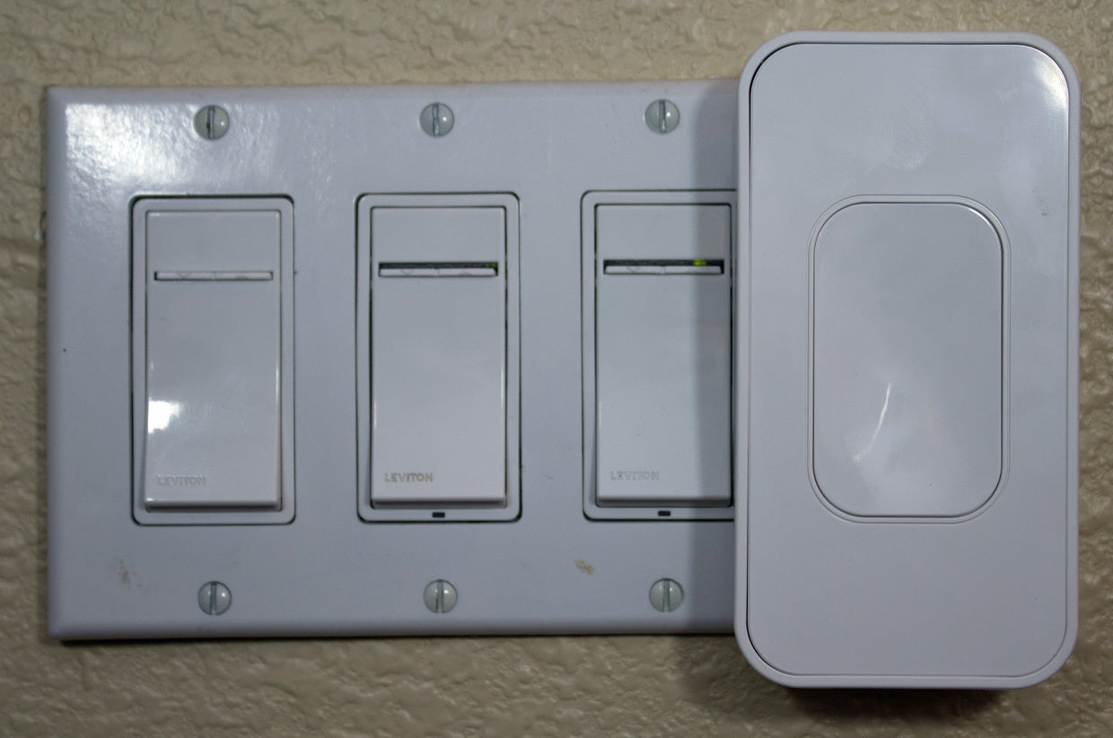 Switchmate Smart Light Switch Review Fast Lane To Home Wiring A Bathroom Fan Into An Existing Lighting Techhive